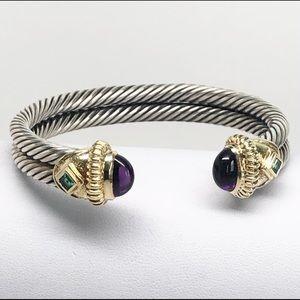 David Yurman 10mm Renaissance Cuff Bracelet